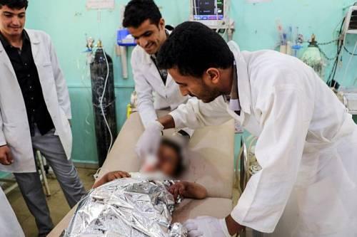 Yemen, la bomba che ha fatto strage di bimbi è made in Usa