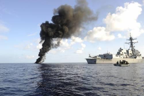 Messico, pirati assaltano nave italiana: due feriti