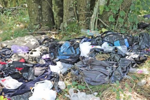 Quei vestiti abbandonati nel corridoio dimenticato dei Balcani 5