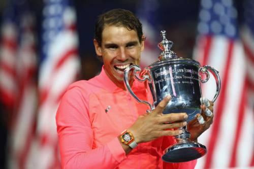 Us Open: Nadal, Federer e Djokovic si contendono il titolo