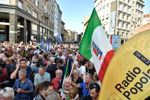 Sinistra in piazza contro Salvini e Orban 6