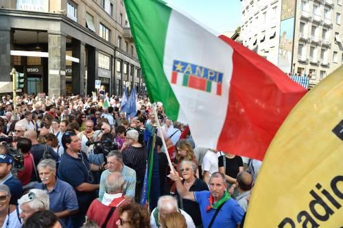Sinistra in piazza contro Salvini e Orban 7