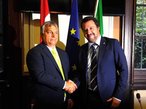 Sanzioni Ue a Orban, no di Forza Italia. È scontro tra M5s e Lega