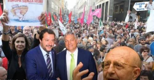 Professoroni e radical chic, tutti contro Orban!