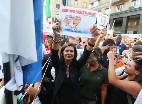 """La Boldrini lancia un nuovo partito. L'acronimo è da ridere: """"Sifilide"""""""