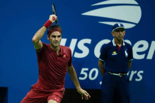 Us Open, Federer eliminato a sorpresa da Millman
