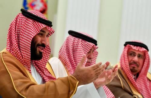 """Bin Salman il mandante del delitto Khashoggi"""