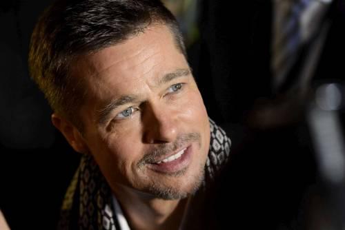 Angelina Jolie e Brad Pitt, le immagini più belle 6