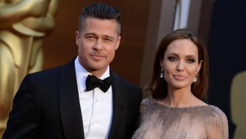 Angelina Jolie e Brad Pitt, le immagini più belle 5