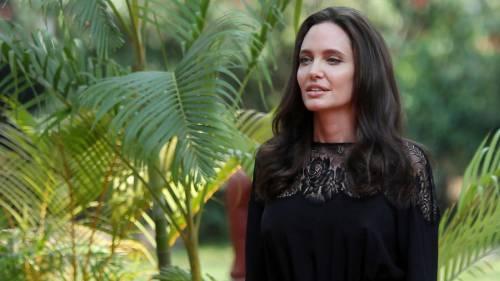 Angelina Jolie e Brad Pitt, le immagini più belle 7