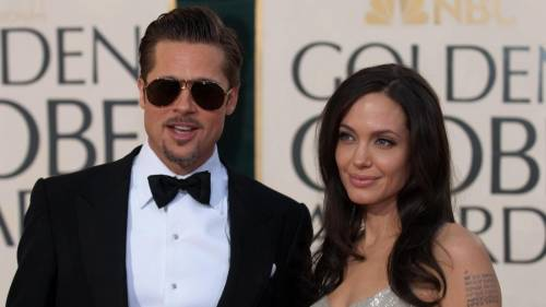 Angelina Jolie e Brad Pitt, le immagini più belle 8