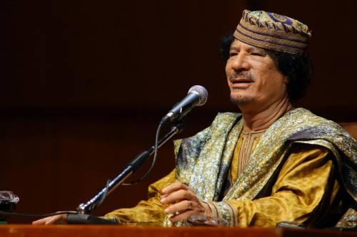 Diamanti, oro e investimenti: il giallo del tesoro di Gheddafi
