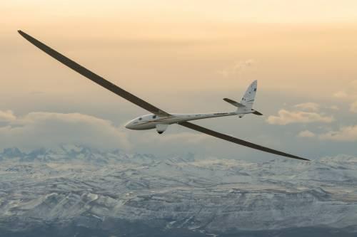 Airbus supera il record di altitudine per un aliante