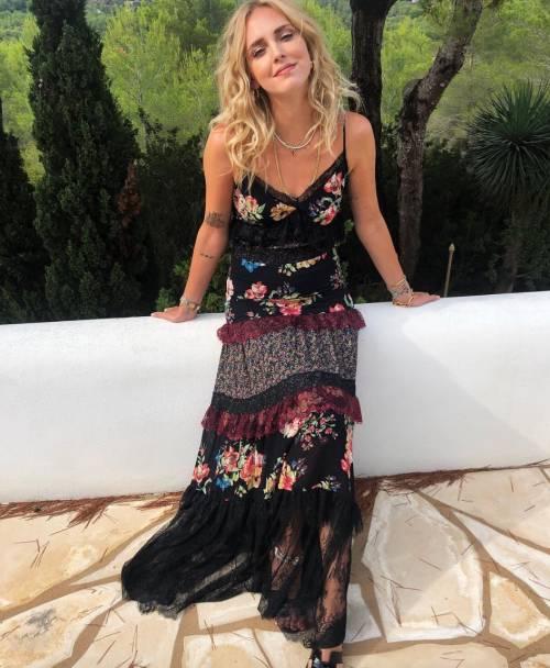 Chiara Ferragni hot in latex 9