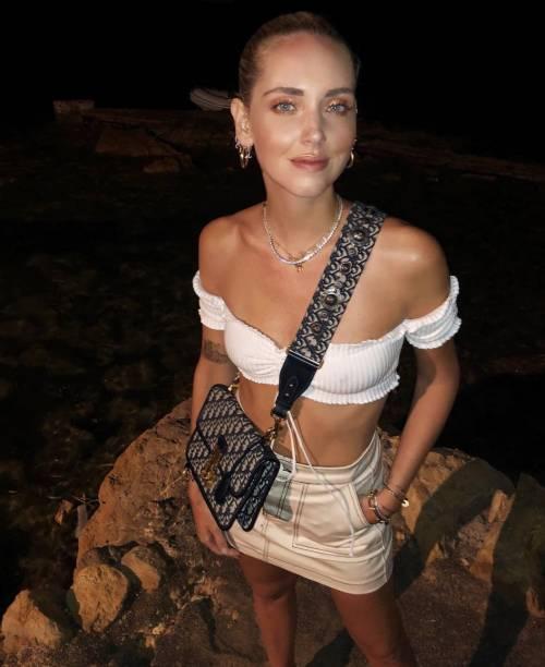 Chiara Ferragni hot in latex 8