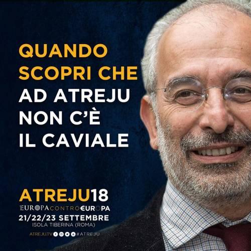 La campagna social di Atreju contro Boldrini, Renzi e Junker 2