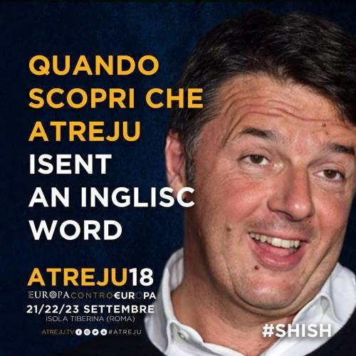 La campagna social di Atreju contro Boldrini, Renzi e Junker 7