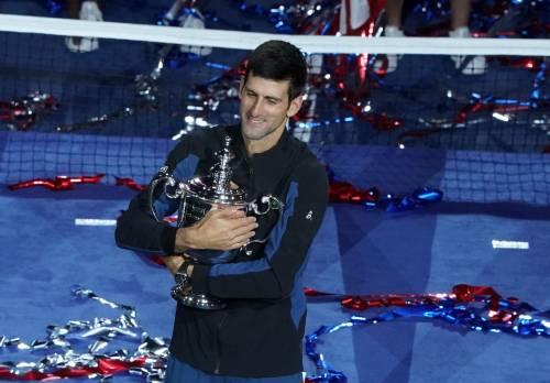 Djokovic è tornato  inarrestabile. E il merito è (anche) di Cecchinato