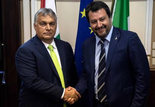 """Ungheria, Lega accusa: """"Sanzioni Ue pericolose. Dopo Orban, Salvini?"""""""