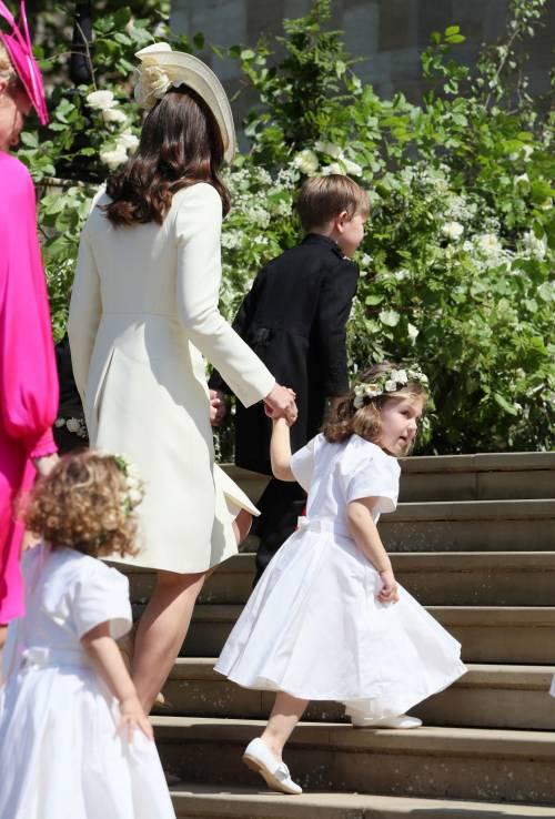 Kate Middleton e Camilla Parker Bowles, le foto più belle 7