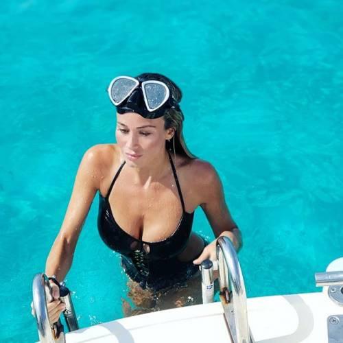 Gli scatti di Diletta Leotta: la giornalista sportiva più amata dagli italiani 7