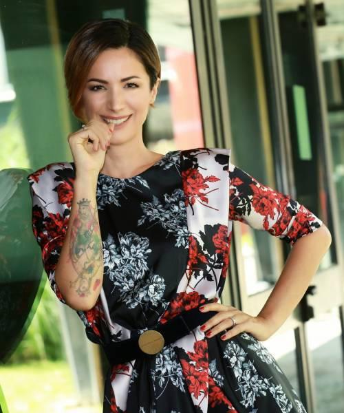 Andrea Delogu, le immagini più sexy 3