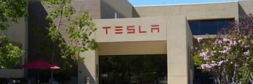 Sulle automobili della Tesla si potrà giocare ai videogames