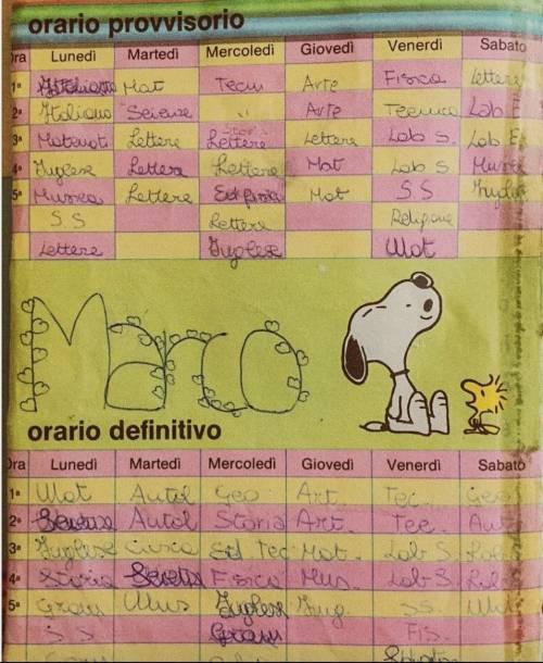 Laura Pausini, i ricordi di scuola: foto 2