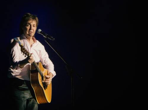 "Paul McCartney: ""Autoerotismo di gruppo nei Beatles"""