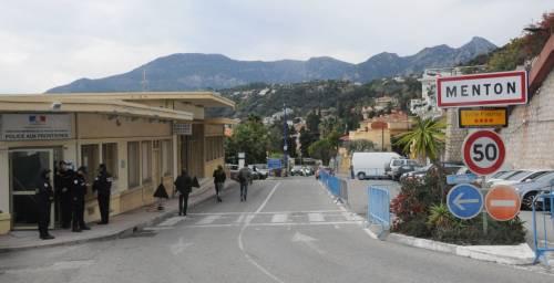 """Blitz degli """"ispettori"""" Schegen al confine italo francese di Ventimiglia"""