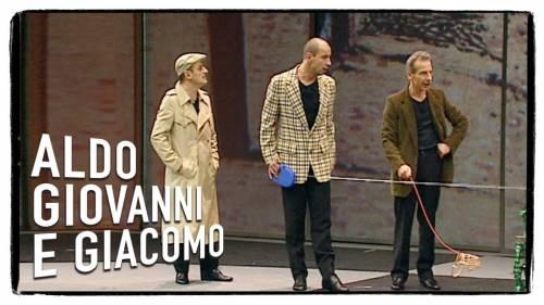 """Giacomo: """"Lascio Aldo e Giovanni per dare voce ai senza tetto"""""""