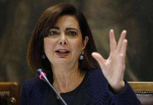 """Boldrini in tour per occupazione femminile: """"Questo governo talebano"""""""
