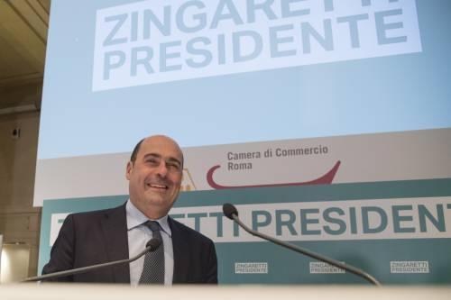 Pd, i primi voti dei circoli incoronano Zingaretti: Martina lontano 13 punti