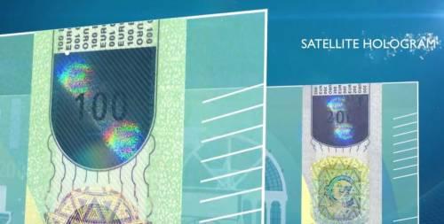 Banconote nuove da 100 e 200 euro 2