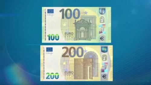 Banconote nuove da 100 e 200 euro 3