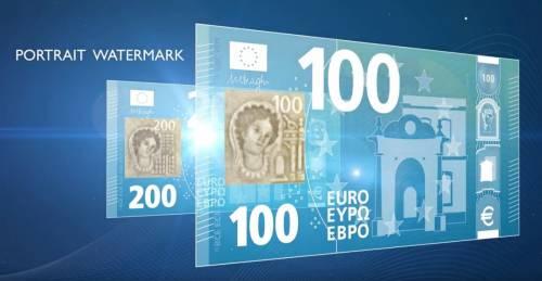 Banconote nuove da 100 e 200 euro 5