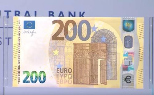 Banconote nuove da 100 e 200 euro 6