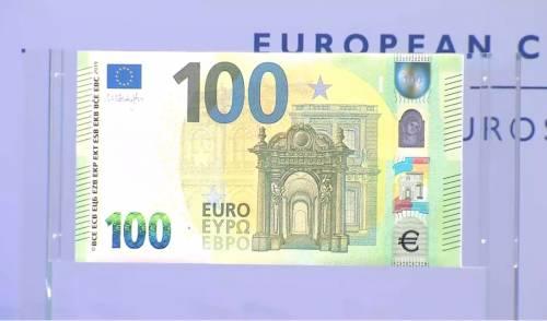 b14afa1f81 Ecco le nuove banconote da 100 e 200 euro - IlGiornale.it