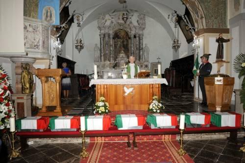 Foibe, arrivati in Italia i resti dei 7 connazionali trucidati dai titini a Castua