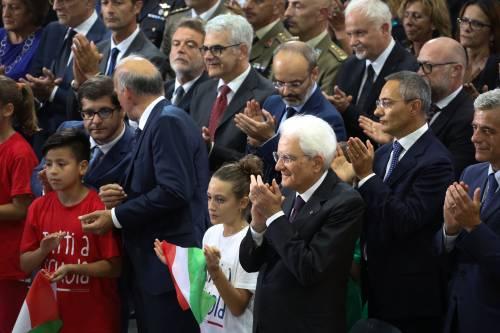 """Inaugurazione anno scolastico, Mattarella: """"Il genitore-bullo è distruttivo come lo studente-bullo"""""""
