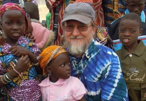 Padre Pierluigi Maccalli, della Società delle missioni africane (Sma)