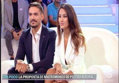 Rosa Perrotta e Pietro Tartaglione sposi: svelata la data delle nozze