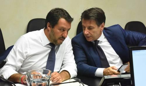 Europa, tasse e premiership. È duello finale Conte-Salvini