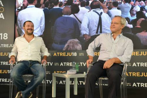 """Il no di Salvini al doppio forno: """"Con il Cav solo accordi locali"""""""