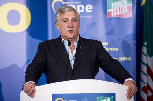 """Tajani sferza Conte: """"Subito altri 50 miliardi contro il coronavirus"""""""