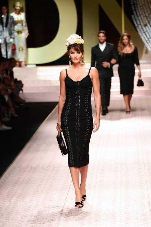 Monica Bellucci e le star in passerella per Dolce & Gabbana 3
