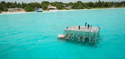 Maldive, le autorità distruggono le sculture giudicate anti islamiche