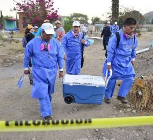 Il Messico sconvolto dopo la scoperta di una enorme fossa comune
