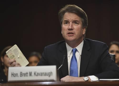 Usa, i gesuiti bloccano la nomina di Kavanaugh. Ma la Commissione lo sostiene