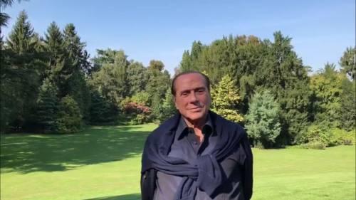 """Giornata del sorriso, Berlusconi: """"Mio papà diceva sempre..."""""""